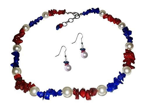 support-our-troops-red-white-and-blue-necklace-and-earrings-set-by-pam-jewelry