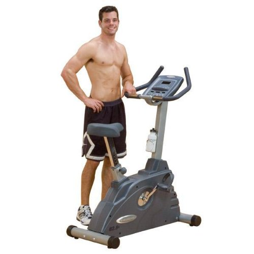 Body-Solid Endurance Manual Upright Bike B2.5U