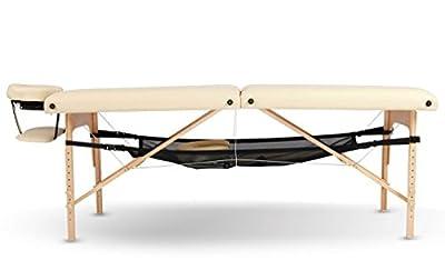 Salon SPA Gym Body Work Massage Bed Table Accessory Shelf Storage