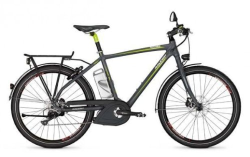 E-Bike Raleigh LEEDS PREMIUM 10G