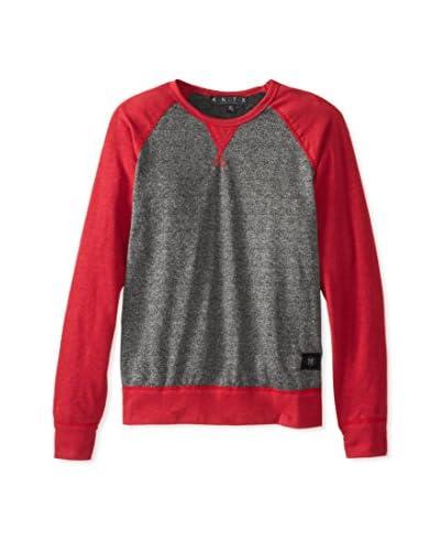 Kinetix Men's Raglan Sweatshirt