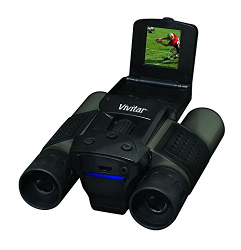 Vivitar 8MP Digital Binocular Camera - Colors May Vary (VIV-CV-1225V) (Camera Digital Vivitar compare prices)