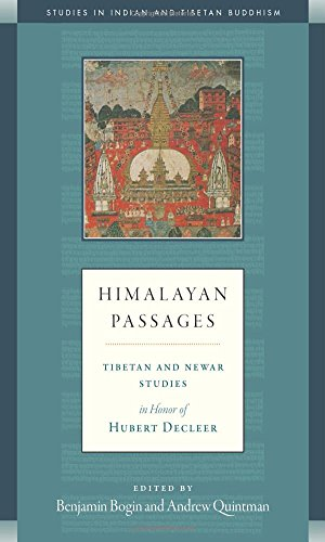 HIMALAYAN PASSAGES (Studies in Indian and Tibetan Buddhism)