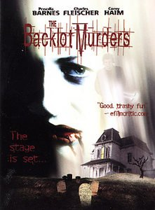 Backlot Murders : Letterbox Edition