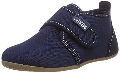 Living Kitzbuhel Unisex-Child Tip Slippers 1910-570 Marine 5 UK Child, 22 EU