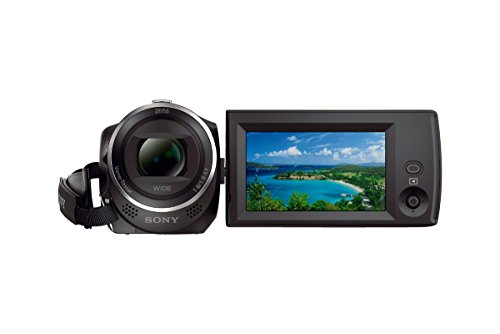 Sony HD Video Recording HDRCX405 Handycam Camcorder (Top Rated Camcorders compare prices)
