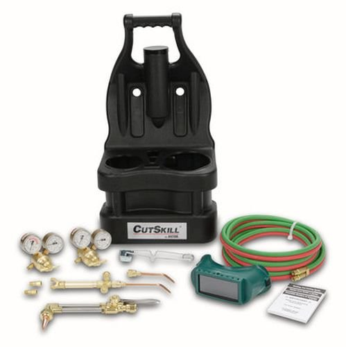 Victor TurboTorch 0386-1322 CST-CP Tote Kit, Oxy-Acetylene, without Tanks (Torches For Hvac compare prices)