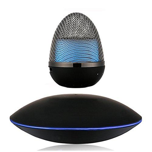Levitating Speaker,HONTECH® Portable Wireless Bluetooth Multi-color LED Floating Speakers