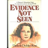 Evidence not seen: A woman