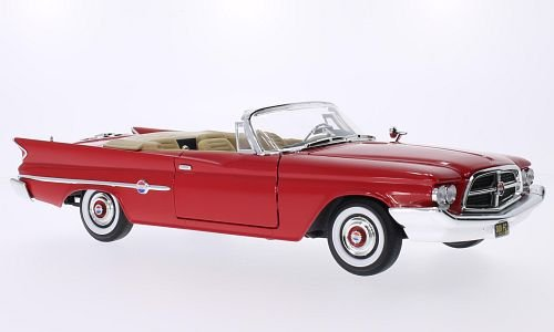 chrysler-300f-rouge-1960-voiture-miniature-miniature-deja-montee-lucky-cast-118