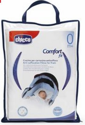 CHICCO-ANTI-SUFFOCATION-PILLOW-FOR-PRAM-free-Gift