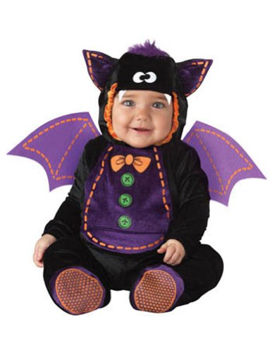 Baby Bat Toddler Costume 12-18 Months - Toddler Halloween Costume