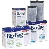 Tetra Whisper Unassembled Bio-Bag Cartridges (Medium, 12-Pack)