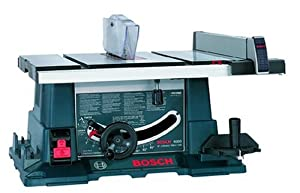 Bosch 4000 10 Inch Worksite Table Saw Power Table Saws