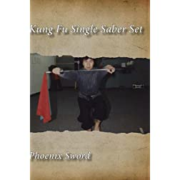 Kung Fu Single Saber Set