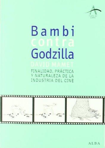 Bambi contra Godzilla: Finalidad, práctica y naturaleza de la industria del cine (Fuera de campo)