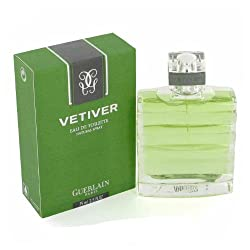 Vetiver Cologne for Men 3.4 Oz Eau De Toilette Spray