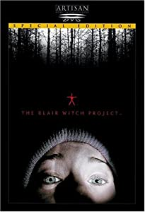 "Cover of ""The Blair Witch Project"""