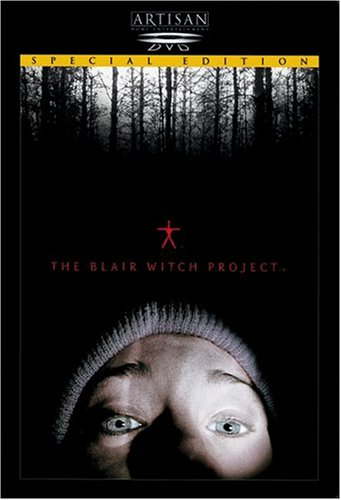 Cover art for  The Blair Witch Project