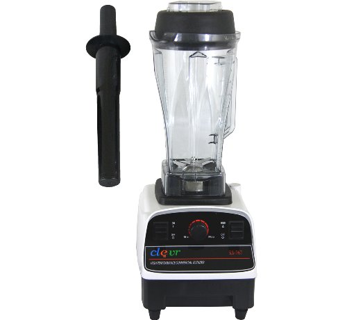 1200 watt Commercial Ice Juicer Smoothie Blender 2+ h.p. Mixer Professional New