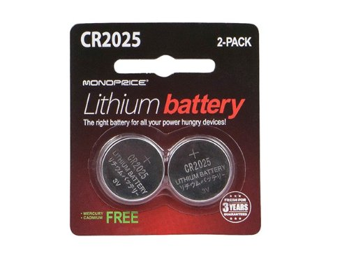Top 5 Best Battery Cr2025 For Sale 2016 Product Boomsbeat