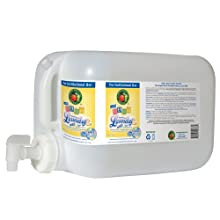 Earth Friendly Products Proline PL9767/05U Baby Laundry Soap with Chamomile and Lavender, 5 gallon deltangular