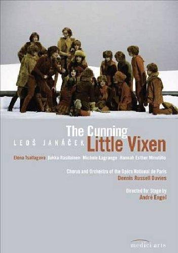 Leos Janacek: The Cunning Little Vixen (Opera Bastille Paris/Dennis Russell Davies)[DVD] [2008] [2009]