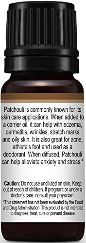 Patchouli-Essential-Oil-10-ml-100-Pure-Undiluted-Therapeutic-Grade