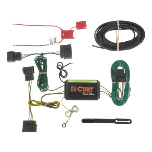 CURT 56160 Wiring T-Connector (2005 Ford Escape Trailer Wiring compare prices)