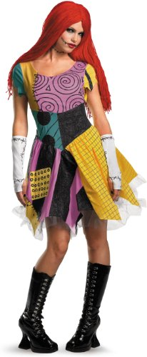 The Nightmare Before Christmas Sexy Sally Adult Costume Large (12-14) (Large)