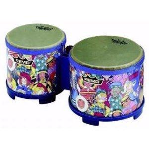 Remo Rhythm Club Bongos (5 and 6 Inch)