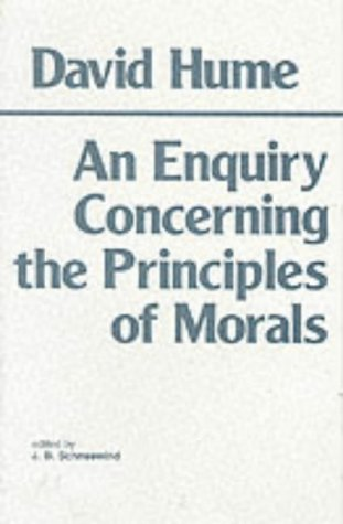 An Enquiry Concerning the Principles of Morals, David Hume, J. B. Schneewind