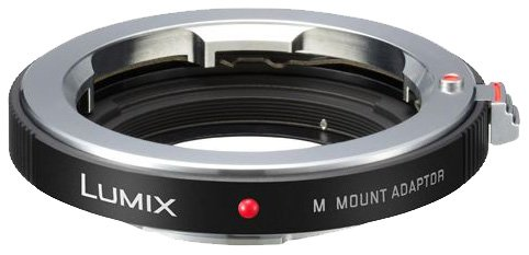 Panasonic Leica M Series Lens Mount Adaptor for Lumix G Micro System