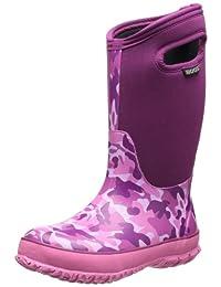 Bogs Classic Camo Waterproof Boot (Toddler/Little Kid/Big Kid)