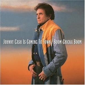 Johnny Cash - Johnny Cash Is Coming To Town (P) 1987 - Zortam Music