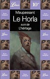 Le Horla, suivi de