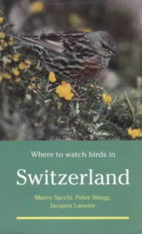 Where to Watch Birds in Switzerland