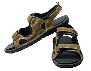 Shearwater Airborne Mcr Nubuck Diabetic Sandals For Men