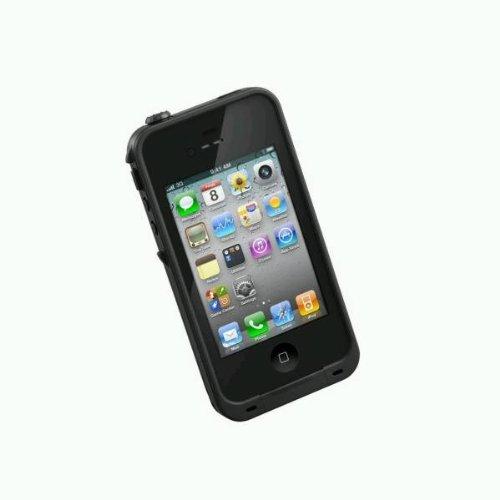 G2 LifeProof iPhone 4/4S Case 防水・防塵・耐衝撃ケース (ブラック)