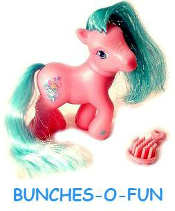My Little Pony Bunches-o-fun