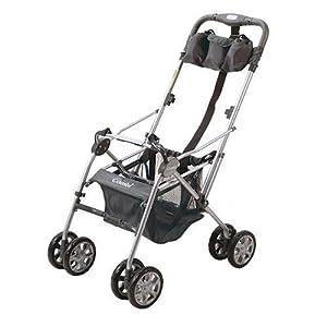 Combi Flash Ex Universal Car Seat Carrier Stroller Frame Grey