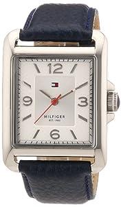 Tommy Hilfiger Damen-Armbanduhr Analog Leder 1781213