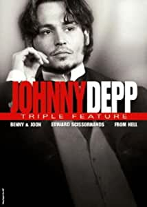 Johnny Depp Triple Feature (Benny & Joon / Edward Scissorhands / From Hell)