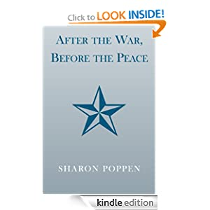 After the War, Before the Peace Sharon Poppen