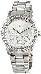 Esprit Analog White Dial Womens Watch - ES108122004