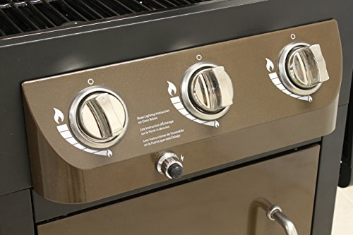 Dyna-Glo-DGB390SNP-D-Smart-Space-Living-36000-BTU-3-Burner-LP-Gas-Grill