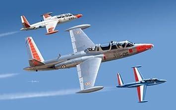 Maquette Fouga CM 170 Magister 2 en 1