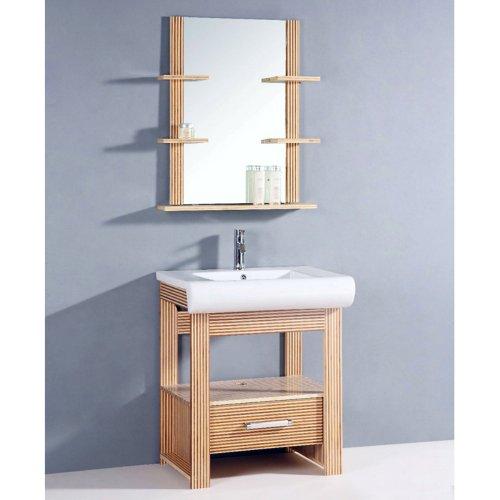 Legion Furniture Palm 29 in. Single Bathroom Vanity Set