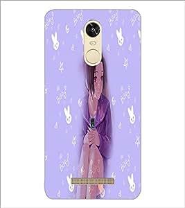 PrintDhaba Sad Girl D-2944 Back Case Cover for XIAOMI REDMI NOTE 3 (Multi-Coloured)