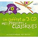 echange, troc Compilation, Maurice Ravel - Coffret 3 CD : Mes Premiers Classiques /Vol.1